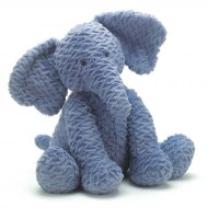 PELUCHE FUDDLEWUDDLE ELEPHANT HUGE 44cm JELLYCAT