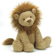 PELUCHE FUDDLEWUDDLE LION HUGE 44cm JELLYCAT