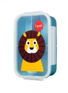 BOITE A GOÛTER LUNCHBOX LION 3 SPROUTS