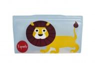 SAC A COLLATION LION (pack de 2) LION 3 SPROUTS