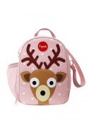 SAC LUNCH BAG CERF 3 SPROUTS