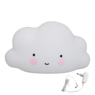 GRANDE LAMPE NUAGE LITTLE LOVELY COMPANY