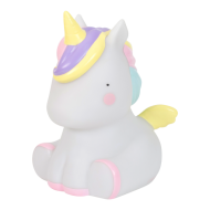 LAMPE DE CHEVET LICORNE LITTLE LOVELY COMPANY