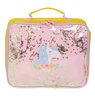 LUNCH BOX LICORNE LITTLE LOVELY COMPANY