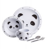 COFFRET REPAS PANDA LITTLE LOVELY COMPANY