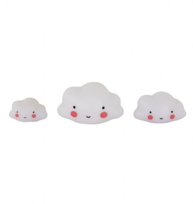 MINIS JOUETS NUAGES LITTLE LOVELY COMPANY