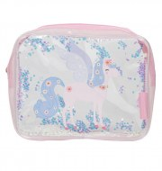TROUSSE DE TOILETTE LICORNE A LITTLE LOVELY COMPANY