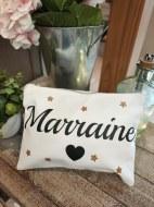 POCHETTE MARRAINE Pardeuxcestmieux