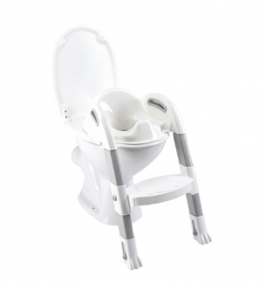 REDUCTEUR DE WC KIDDYLOO BLANC/AGATHE THERMOBABY