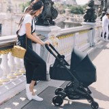 PACK POUSSETTE METRO COMPACT CITY + KIT NACELLE ERGOBABY
