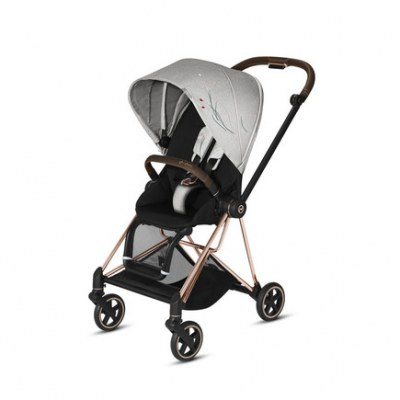 POUSSETTE MIOS ÉDITION KOI CHASSIS ROSEGOLD CYBEX
