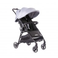 POUSSETTE KUKI BABY MONSTERS HEATHER GREY