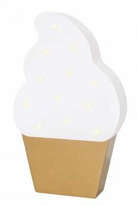 LAMPE MURALE A LED GLACE JABADABADO