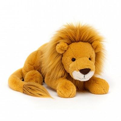 PELUCHE LOUIE LION LARGE JELLYCAT
