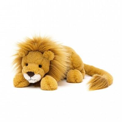 PELUCHE LOUIE LION medium JELLYCAT