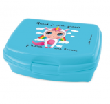 LUNCH BOX BOITE A GOUTER LICORNE LABEL'TOUR