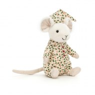 PELUCHE MERRY MOUSE BEDTIME JELLYCAT