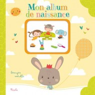 MON ALBUM DE NAISSANCE PICCOLIA