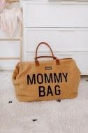 SAC A LANGER MOMMY BAG TEDDY BRUN CHILDHOME