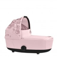 NACELLE DE LUXE MIOS SIMPLY FLOWERS PINK CYBEX