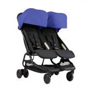 POUSSETTE DOUBLE NANO DUO NAUTICAL MOUNTAIN BUGGY