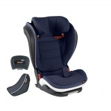 SIEGE-AUTO IZI FLEX FIX I-size (innovation) gpe 2/3 NAVY MELANGE BESAFE