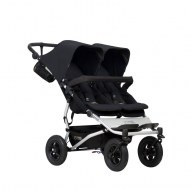 POUSSETTE DOUBLE DUET NEW NOIRE MOUNTAIN BUGGY