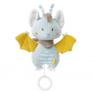 PELUCHE MUSICALE CHAUVE SOURIS LITTLE CASTLE DOMIVA by FEHN
