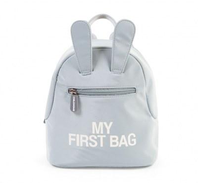 SAC A DOS MY FIRST BAG GRIS CHILDHOME