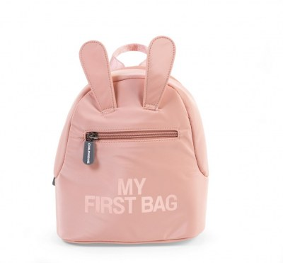 SAC A DOS MY FIRST BAG ROSE CHILDHOME