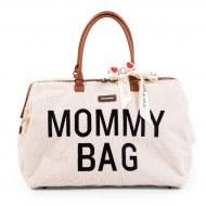 SAC A LANGER MOMMY BAG TEDDY ECRU CHILDHOME