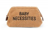 TROUSSE DE TOILETTE BABY NECESSITIES TEDDY BEIGE CHILDHOME