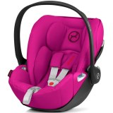COQUE ALLONGEABLE CLOUD Z I-size PASSION PINK CYBEX