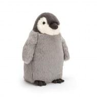 PELUCHE PERCY PINGOUIN 24cm LITTLE JELLYCAT