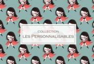 Collection les personnalisables divers