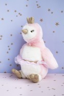 PELUCHE PIGLOO ROSE 30cm HISTOIRE D'OURS