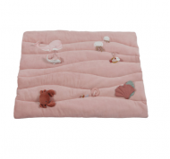 TAPIS DE PARC OCEAN PINK LITTLE DUTCH