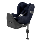 SIEGE-AUTO SIRONA Z i-Size PLUS MIDNIGHT BLUE (sans base) CYBEX