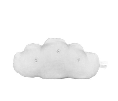 COUSSIN NUAGE LILY GREY SAUTHON