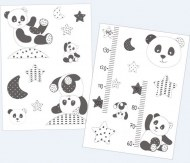 STICKERS MURAUX CHAO CHAO SAUTHON