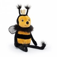 PELUCHE QUEEN BEE L'ABEILLE JELLYCAT