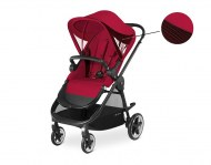 POUSSETTE IRIS M-AIR REBEL RED CYBEX