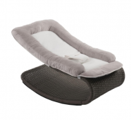 TRANSAT RELAXOON VELOURS TAUPE QUAX