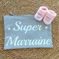 POCHETTE SUPER MARRAINE PARDEUXCESTMIEUX