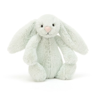 PELUCHE LAPIN BASHFUL BUNNY SEASPRAY SMALL JELLYCAT
