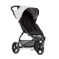 POUSSETTE 3 ROUES MB MINI SILVER MOUNTAIN BUGGY