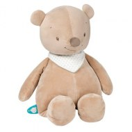PELUCHE SMALL BASILE L'OURS NATTOU