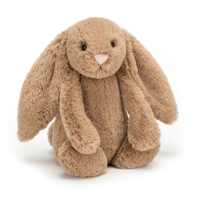 PELUCHE LAPIN BASHFUL BUNNY BISCUIT SMALL JELLYCAT