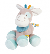PELUCHE SMALL TIM LE CHEVAL NATTOU