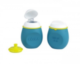LOT DE BABYSQUEEZ' & SQUEEZ PORTION BLUE BEABA